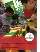 School Readiness and Transition